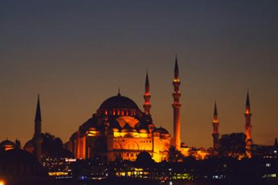 Istanbul, Turkey in Aug 2019